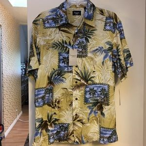 Haggar Other - NWT Haggar men's Hawaiian shirt