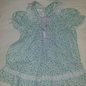 sears Other - Vintage Sears Spring Dress large infant size, 36lb