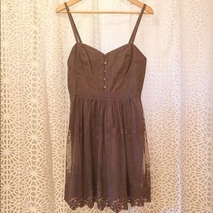 American Eagle Outfitters Dresses & Skirts - AE Lace Mini Dress