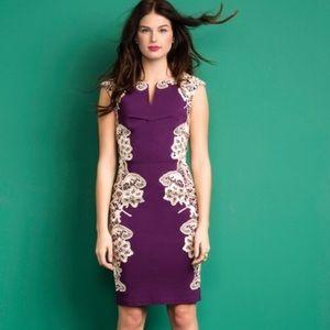 b29d308b4d1 ModCloth Dresses - Modcloth lakeside libations sheath dress purple