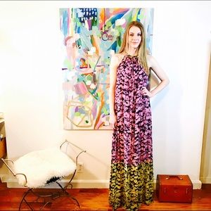 ERIN by Erin Fetherston Dresses & Skirts - ERIN BY ERIN FETHERSTON FLORAL MAXI DRESS ANTH #56
