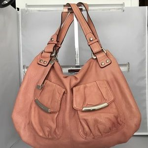 B MAKOWSKY Handbags - B MAKOWSKY LARGE HOBO BAG.