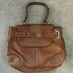 CC Skye Handbags - Final Markdown! CC SKYE BROWN LEATHER PURSE