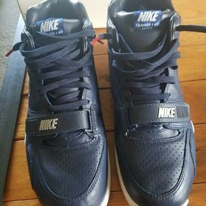 Nike air trainer 1 mid sp/fragment us open edition