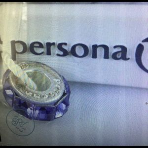 Persona Jewelry - Sterling silver persona tanzanite princess bead