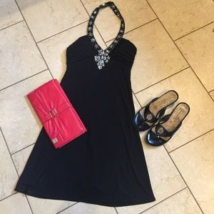 Nightway Dresses & Skirts - Nightway formal short black dress, size 8