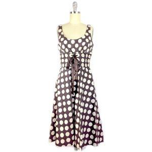 Donna Ricco Dresses & Skirts - Vintage Donna Ricco Polka Dot Dress 10