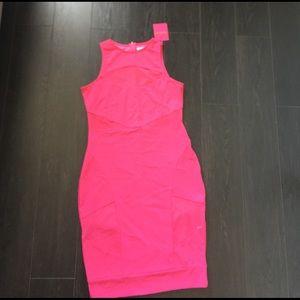 Dresses & Skirts - Pink Midi Dress