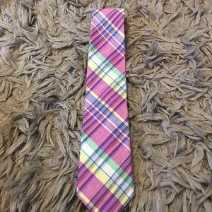 Ike Behar Other - Ike Behar plaid Tie