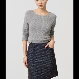 Ann Taylor Dresses & Skirts - Ann Taylor Loft tweed skirt