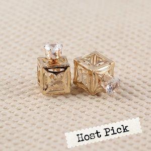 Jewelry - Hollow Earrings