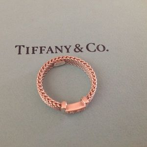 Tiffany & Co. Jewelry - Tiffany & Co. Diamond Somerset Ring
