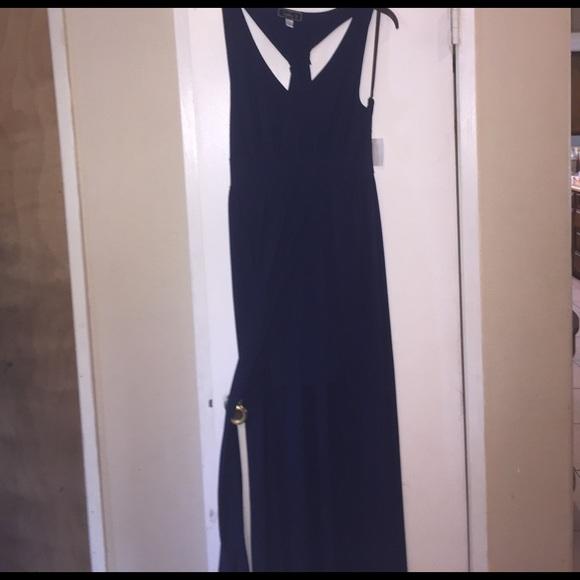 c752432808c Dark Blue Maxi Dress. NWT. rebecca b. M 58dadfbcf092829c9b0290f3.  M 58dadfbec6c7958bd3157a39. M 58dadfbfea3f360200158d58.  M 58dadfc078b31ce76c15a4c9