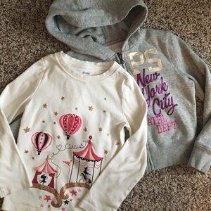 Gymboree Other - 💰$5 SALE❗️Girls Size 5 Bundle Top & Sweater