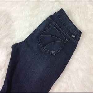 torrid Denim - Torrid Dark wash Bootcut jeans