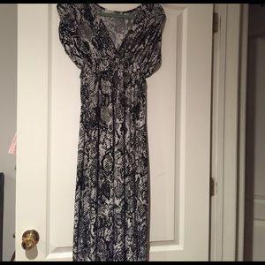 Necessary Objects Dresses & Skirts - Snake print dress