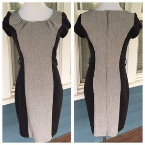 BCX Dresses & Skirts - BCX Black & Gray Dress