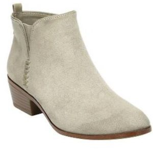 Sam & Libby Shoes - Women's Sam & Libby Peyton Flat Booties