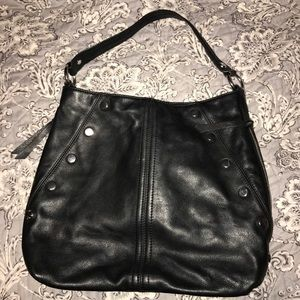 Handbags - Black bmakowsky purse.