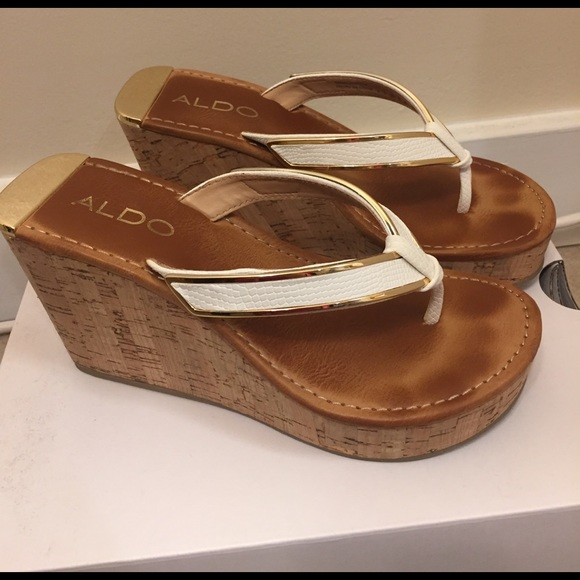 670d568c93 Aldo Shoes | Jeroasien Sandal Wedges | Poshmark