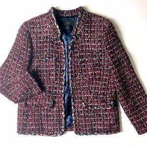 J. Crew Jackets & Blazers - J. Crew Tweed Jacket