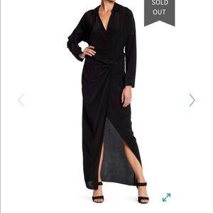 Charlie Jade Dresses & Skirts - Charlie Jade Silk Maxi Dress!!
