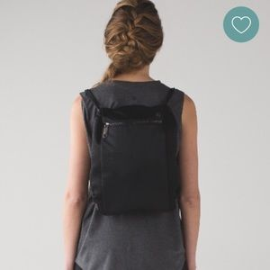 lululemon athletica Handbags - Lululemon In a Cinch backpack