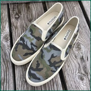 A5⃣🌟! Groove Camouflage Loafers! NEW!