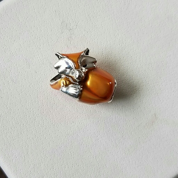 c1b616cb4 Soufeel fox charm sterling silver. M_58daed1456b2d6601e01fdb5