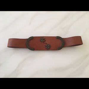 Barneys New York Accessories - Barneys New York Brown leather belt