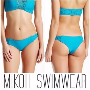 Mikoh Other - MIKOH CAYMAN HIPSTER BOTTOMS