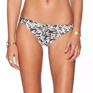 Mikoh Other - Mikoh Miyako Bikini Bottom In Leopard Shark