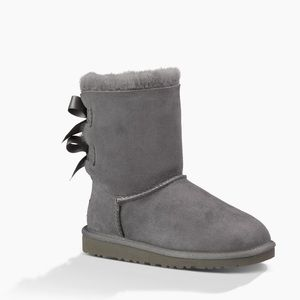 UGG Other - 🆕Ugg Toddlers' Bailey Bow Boots Grey 6