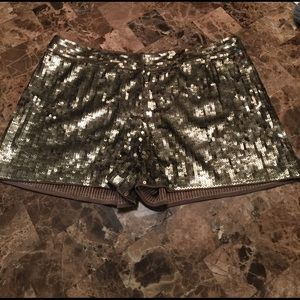 do & be Pants - Sequined shorts!