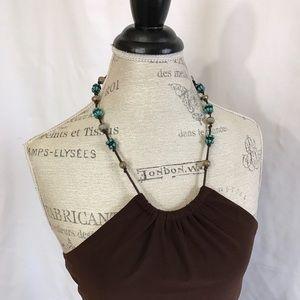 Bisou Bisou Dresses & Skirts - Bisou Bisou Halter Dress