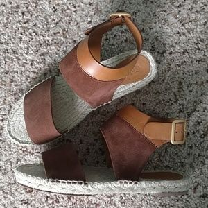 Chloe Shoes - NWOT Chloe Color Block Espadrilles