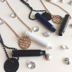 Eastwood Bullet Necklace