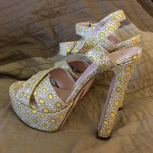 a64fb2a60 RED Valentino Shoes | Daisy Valentino Heels | Poshmark