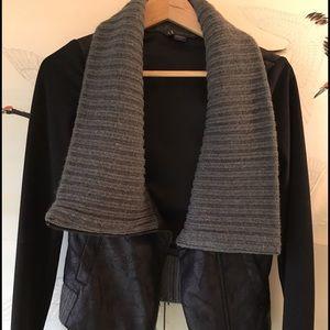 Armani Exchange motor jacket