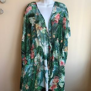Other - Cute kaftan style kimono cover up