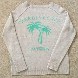 "360 Cashmere Sweaters - 360 Cashmere🏝""Paradise Cove"" Cashmere Sweater"