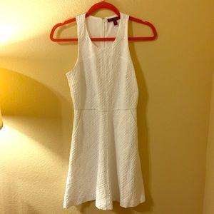 Banana Republic XXS White Dress. Never Worn.