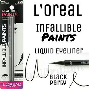 L'Oreal Other - L'Oreal Infallible Paints Liquid Eyeliner Pen