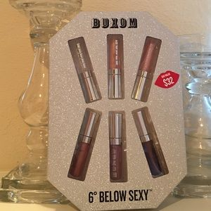 Buxom Other - NWT. BUXOM PLUMPING 6 PIECE