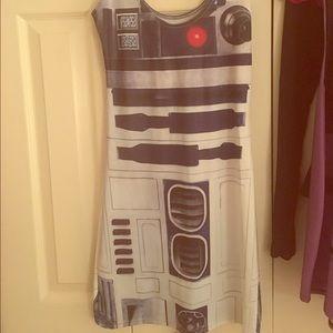 Blackmilk Dresses & Skirts - BlackMilk Clothing Star Wars Bodycon Dress