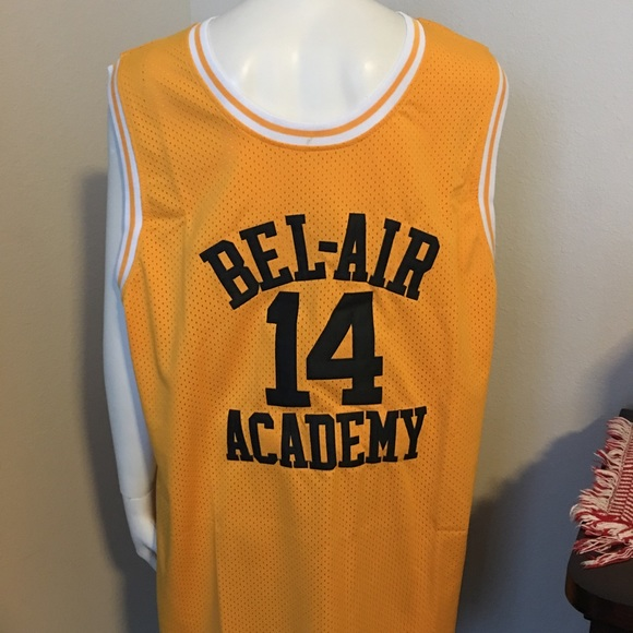 Fresh Prince of Bel Air academy basketball jersey b1717637a