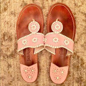 Jack Rogers Shoes - Pink Jack Rogers