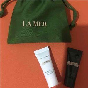 La Mer Other - Lamer- eye skincare travel set, new!