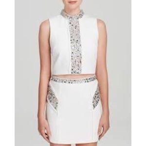 Endless Rose Dresses & Skirts - NWOT   CROP TOP & SKIRT