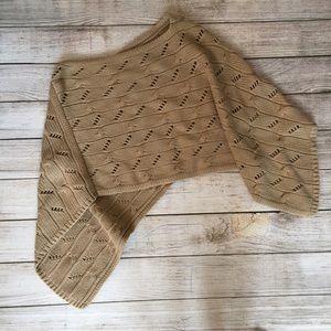 LOFT Jackets & Blazers - LOFT Cape Style Sweater